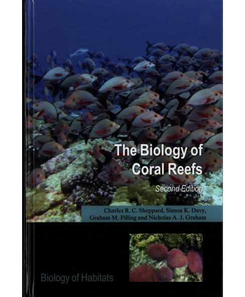 Biology of Coral Reefs -  (Hardcover) - image 1 of 1