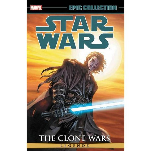Star Wars Legends Epic Collection: The Clone Wars Vol. 3 - (Paperback) - image 1 of 1