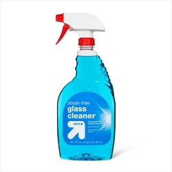 Glass Window Cleaner - 26 fl oz - Up&Up™
