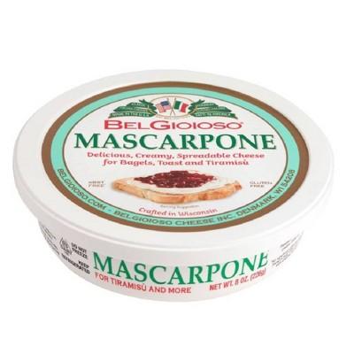 Bel Gioioso Mascarpone Italian Sweet