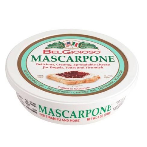 Bel Gioioso Mascarpone Italian Sweet Cream Cheese - 8oz - image 1 of 2