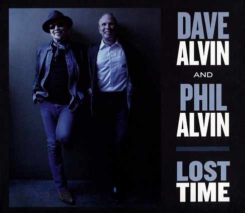 Dave alvin - Lost time (CD) - image 1 of 1