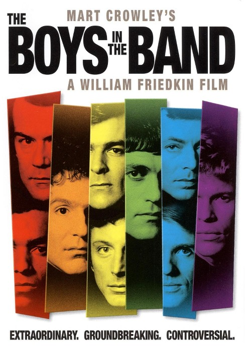 Boys in the band (DVD) - image 1 of 1
