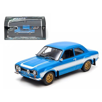 Fast and Furious 1:32 Brian/'s Ford Escort New Collectable Toy Model Car.