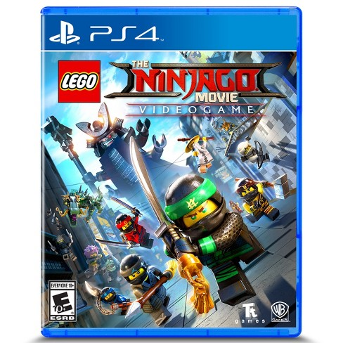 LEGO The Ninjago Movie Video Game - PlayStation 4 - image 1 of 1