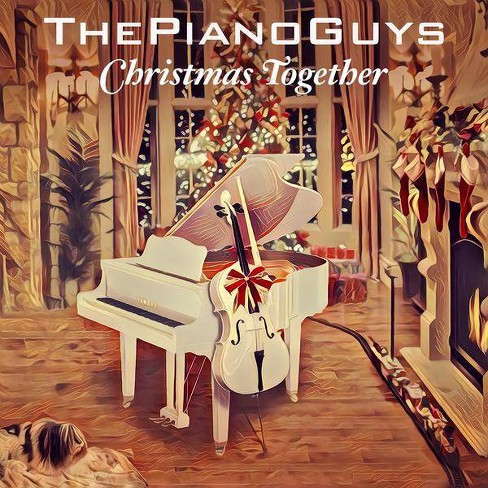 The Piano Guys - Christmas Together (CD) - image 1 of 1