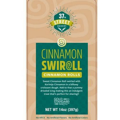 37th Street Bakery Cinnamon Rolls - 14oz - image 1 of 1
