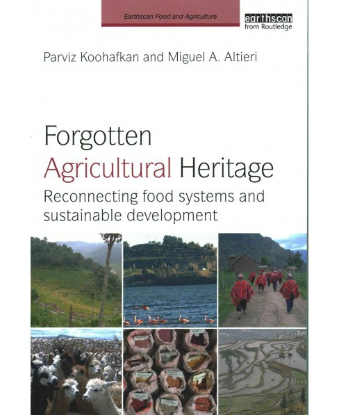 Forgotten Agricultural Heritage : Reconnecting Food Systems and Sustainable Development (Paperback) - image 1 of 1