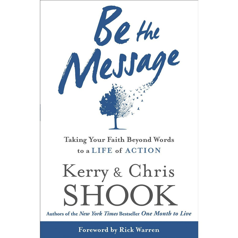Be the Message (Hardcover)