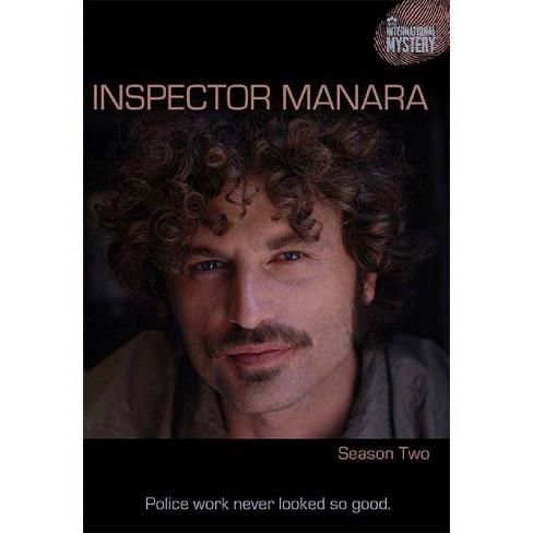 Inspector Manara Season 2 (DVD) - image 1 of 1
