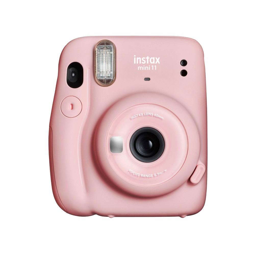Fujifilm Instax Mini 11 Camera - Blush Pink