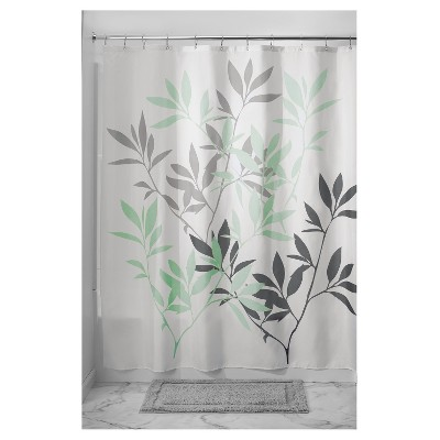 Leaves Shower Curtain - iDesign