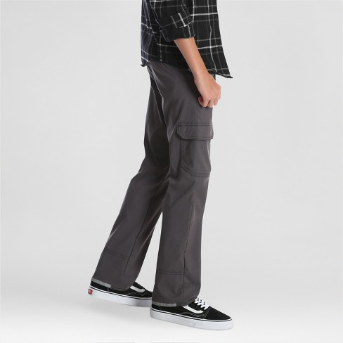35e487eb3 Wrangler Boys' Mike Straight Fit Cargo Pants - Dark Gray : Target