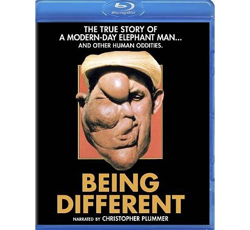 Being Different (Blu-ray) - image 1 of 1