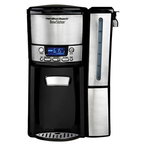 Hamilton Beach 12 Cup BrewStation Coffee Maker- 47950 - image 1 of 5