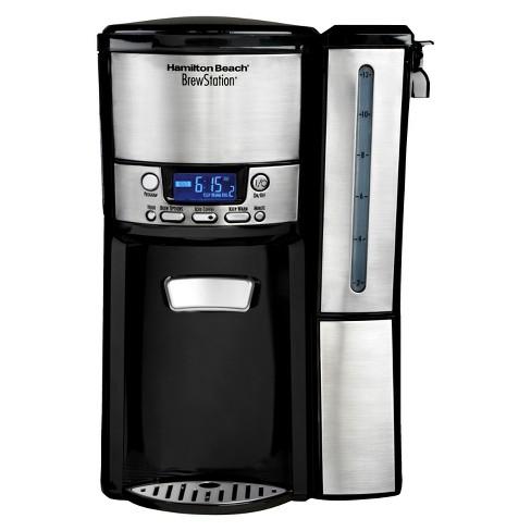 Hamilton Beach 12 Cup BrewStation Coffee Maker- 47950 - image 1 of 4