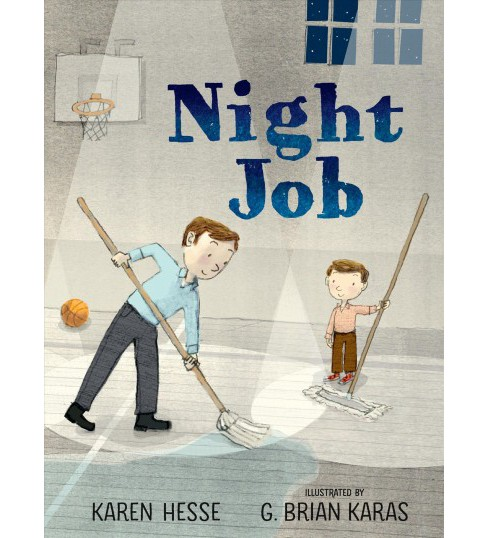 Night Job -  by Karen Hesse (School And Library) - image 1 of 1