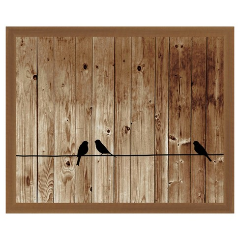 Birds 22X18 Wall Art - image 1 of 1
