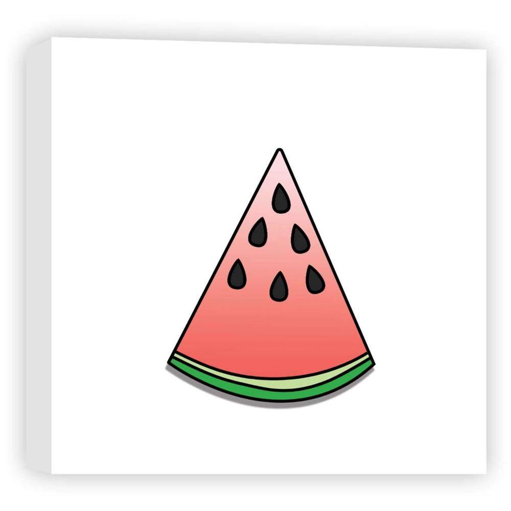 Watermelon Decorative Canvas Wall Art 16