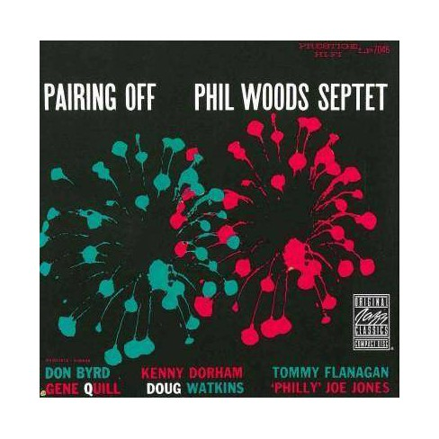 Phil Woods - Pairing off (CD) - image 1 of 1
