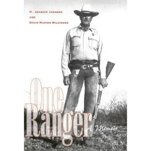 One Ranger - (Bridwell Texas History Series) by  H Joaquin Jackson (Hardcover) - image 1 of 1