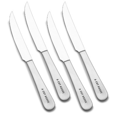 Towle Living Dining Expressions 4Pc. Steak Knives, A Cut Above