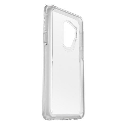 uk availability 19ecc a06b5 OtterBox Samsung Galaxy S9 Plus Case Symmetry - Clear