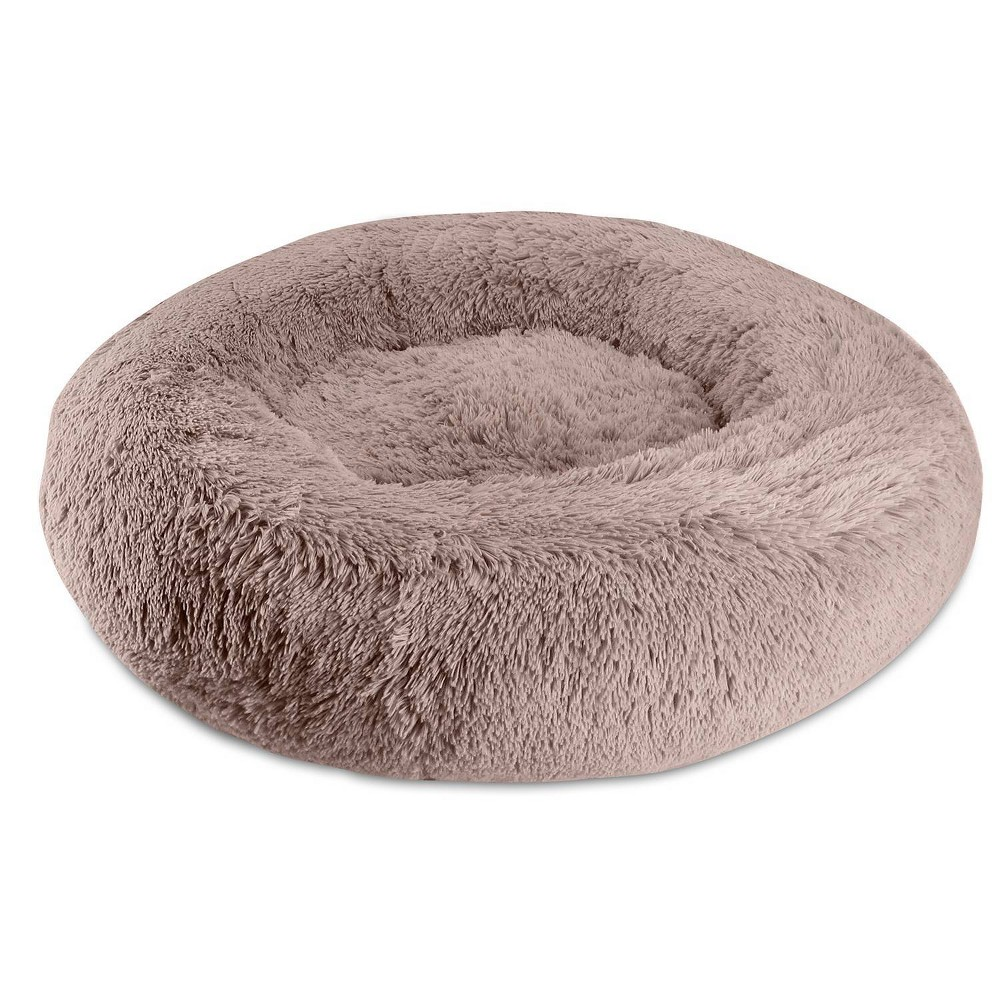 Canine Creations Donut Round Dog Bed L Blush