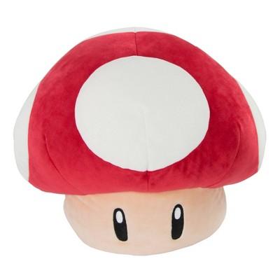Nintendo Super Mario Kart Large Plush - Mushroom