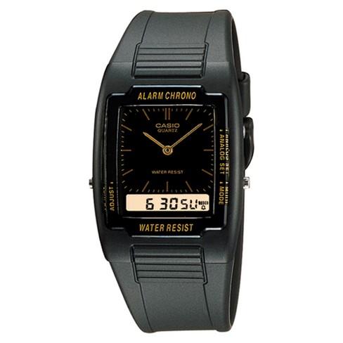 Casio Men's Classic Ana-Digi Watch - Black (AQ47-1E) - image 1 of 1