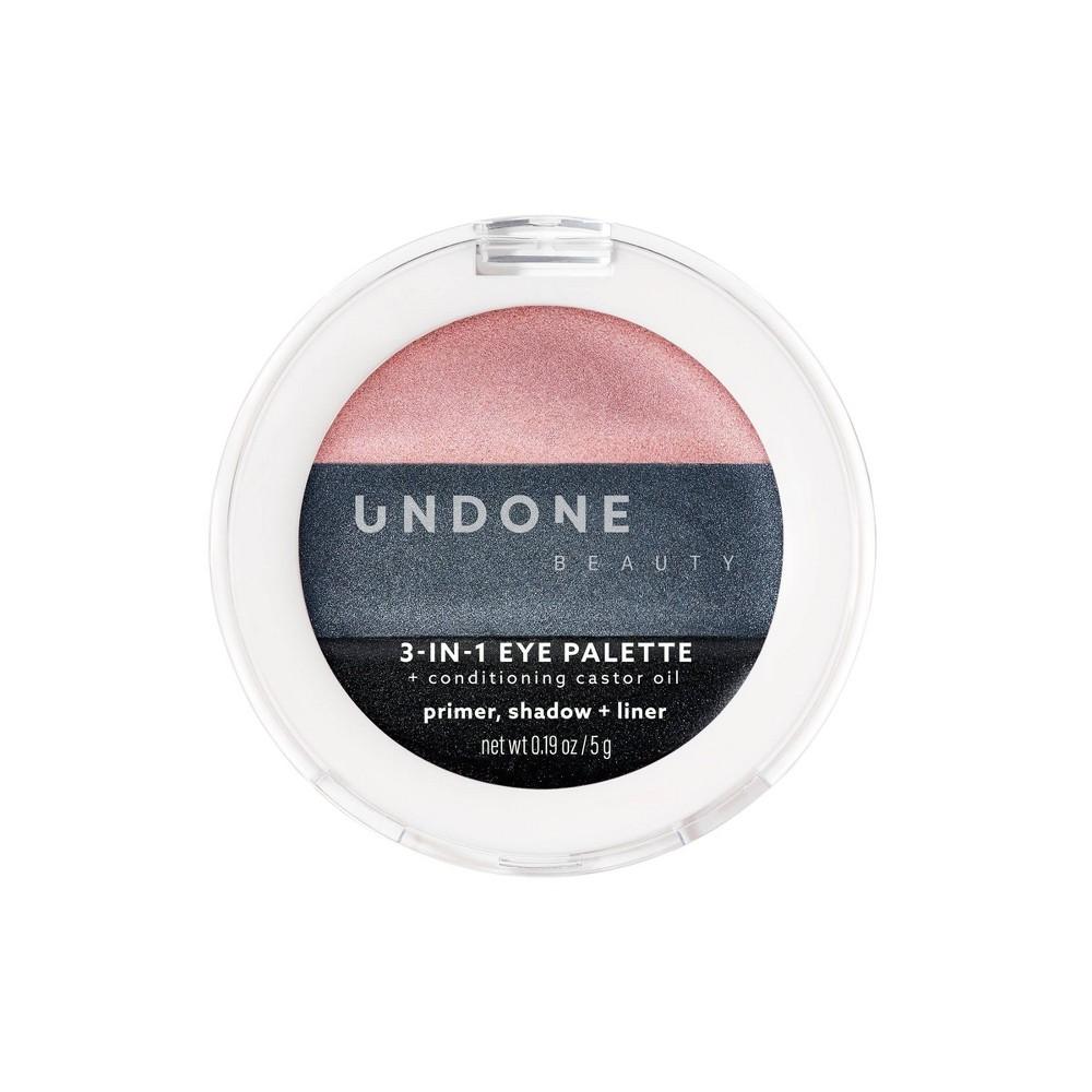 Image of UNDONE BEAUTY 3-in-1 Eye Palette - Dovetail - 0.17oz