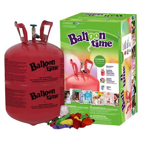8.9 cu ft Helium Balloon Kit - image 1 of 4