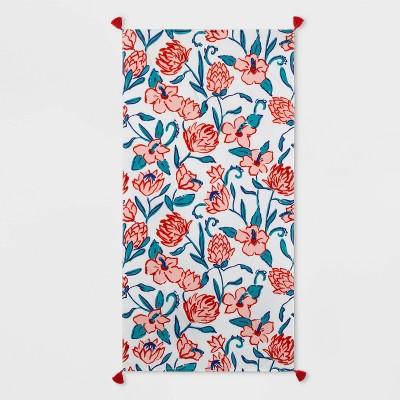 Protea Hibiscus Beach Towel - Opalhouse™