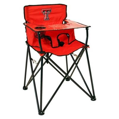 NCAA Texas Tech Red Raiders Ciao! BabyPortable High Chair - Red