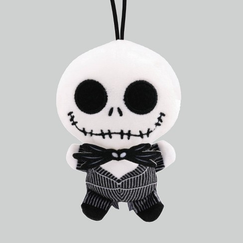 Hallmark Nightmare Before Christmas Ornaments.Disney Nightmare Before Christmas Jack Skellington Plush Christmas Ornament