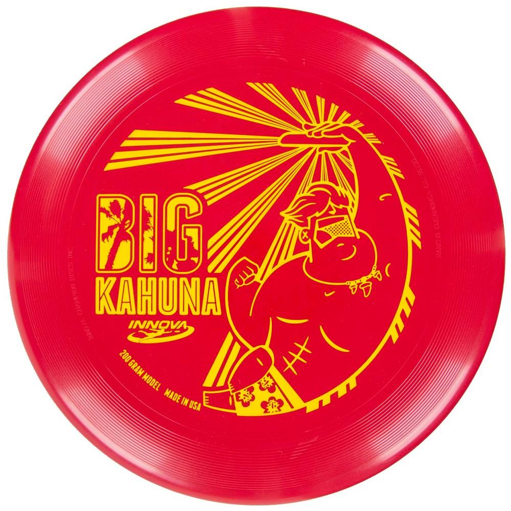 Innova Disc Golf Big Kahuna Heavyweight Disc - Red