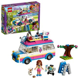 LEGO Friends Olivias Mission Vehicle 41333