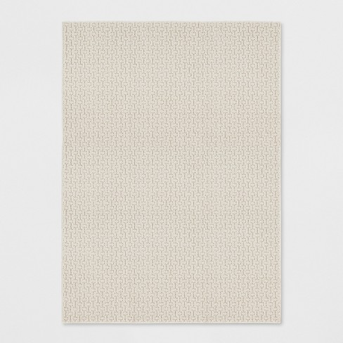 Solid Washable Rug - Made By Design™ - image 1 of 4