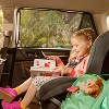 Munchkin Brica Magnetic Stretch to Fit Sun Shade - Black - image 4 of 4