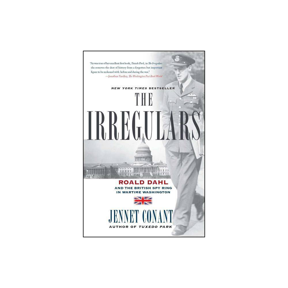 The Irregulars By Jennet Conant Paperback