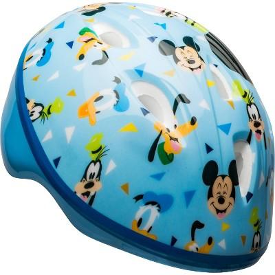 Mickey Mouse Infant Bike Helmet - Blue