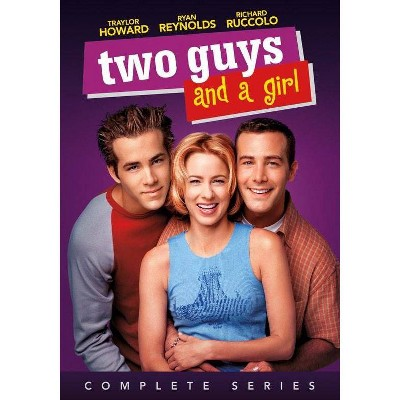 Two Guys, a Girl and a Pizza Place: The Complete Series (DVD)