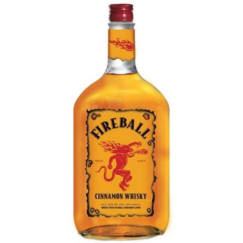 Fireball Cinnamon Whisky - 1.75L Bottle - image 1 of 1