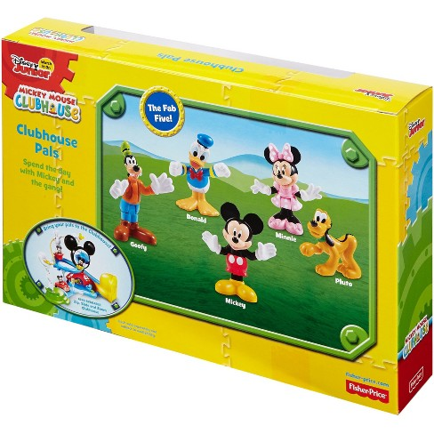 fisher price disney mickey mouse clubhouse pals target