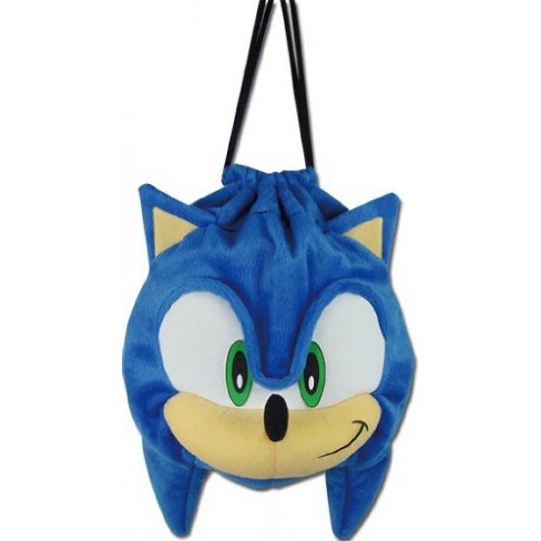 Sonic The Hedgehog Plush Bag Target