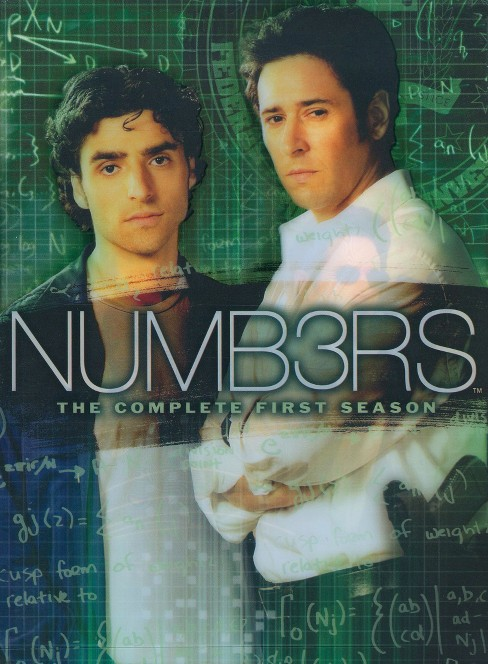 Numb3rs:Complete First Season (DVD) - image 1 of 1