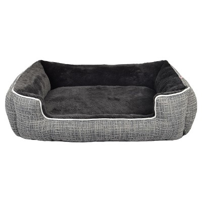 Cuddler Pet Bed - Medium - Radiant Gray - Boots & Barkley™