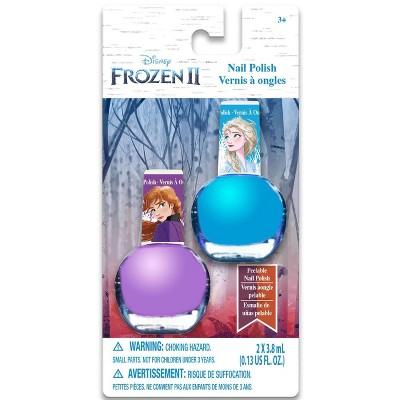 Disney Frozen Nail Polish 2pk