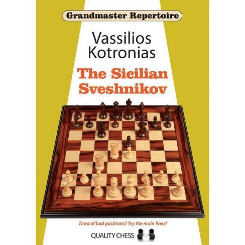 Grandmaster Repertoire 18 - by  Vassilios Kotronias (Paperback) - image 1 of 1