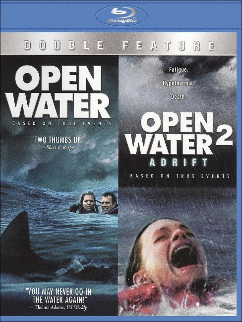 Open water 1 & 2 (Blu-ray) - image 1 of 1